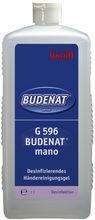 Budenat Mano Desinf. Haendereinigungsgel 1 Liter G596 , GVS