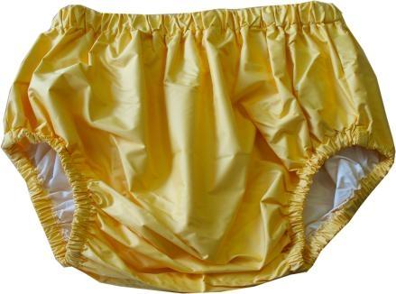 2202 PU Schutzhose No.1009 gelb,extra breiter Schritt