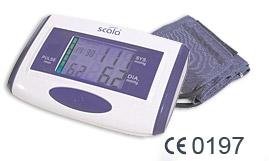 Scala Oberarm-Blutdruckmessgeraet SC 7660/7600