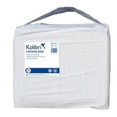 Kolibri Comslip plus Gr. XL ,weiss , FOLIE ,15.25.03.1162 ,28er Packung
