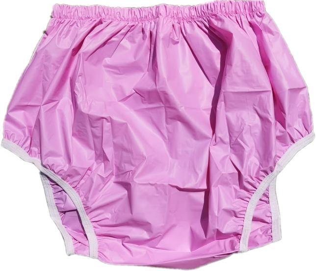 2217 PVC Schutzhose doppelter Beinabschluss No.2217 rosa