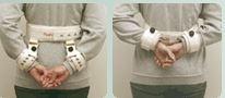 SEGUFIX-Handfixierguertel mit Magnetverschluss , verstaerkte Ausfuehrung