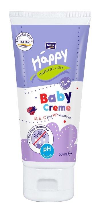 bella baby Happy - Pflegecreme a 50ml Tube