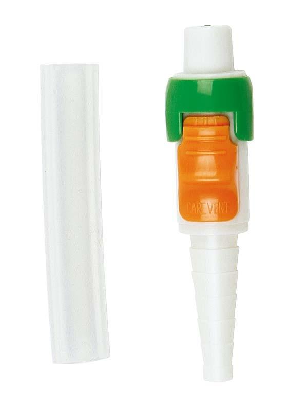 Katheterventil für die kontrollierte Blasenentleerung Modell: Care Vent Duo