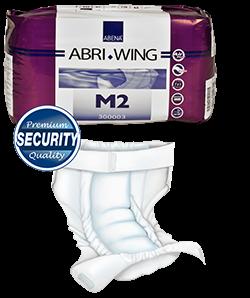 Abri Wing M2 Slip , 15.25.03.1267, 14er Packung
