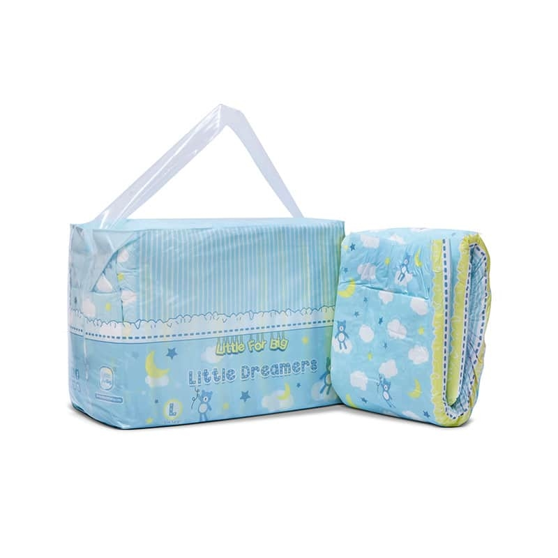 LFB Little Dreamers Adult Diaper, Large , 10er Packung