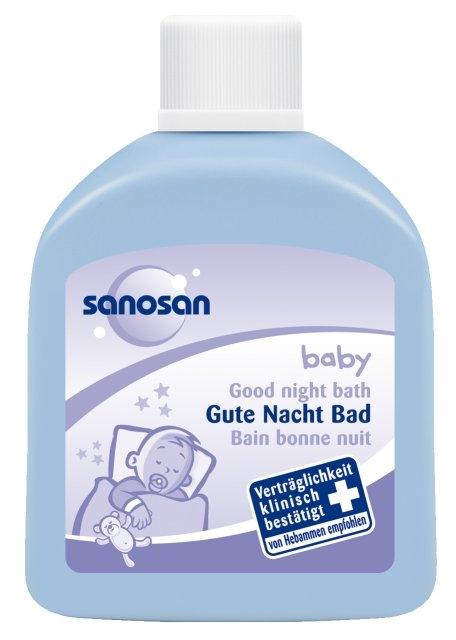 Sanosan Gute Nacht Bad 50ml