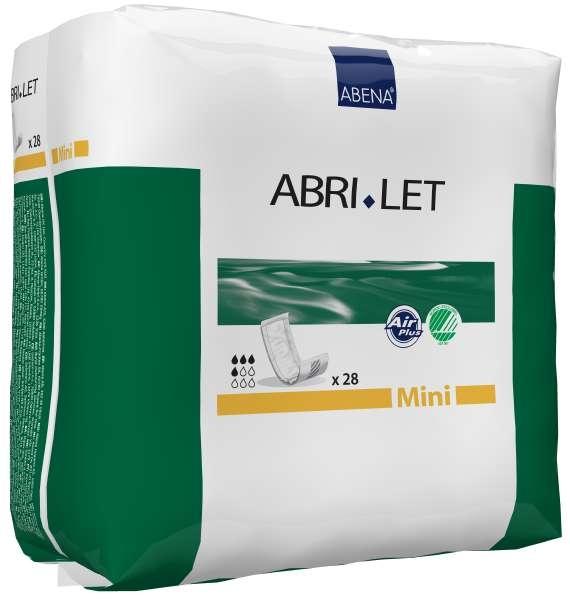 Abri-Let Mini 14x39 cm mit Folie ,28er Packung