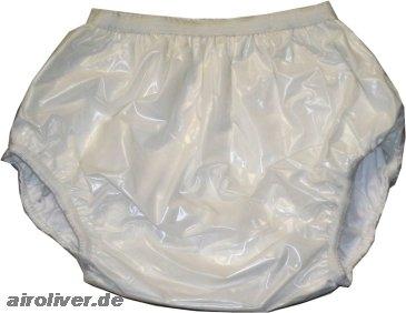 2209 PVC/Baumwoll Schutzhose weiss/white