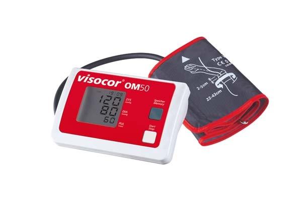Visocor OM60 Oberarm Blutdruckmessgeraet 21.28.01.2099