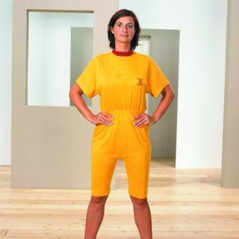 4care Overall - Hemdhose mit kurzem Arm und Beinen