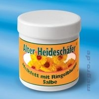 Alter Heideschaefer Melkfett mit Ringelblume Salbe 250 ml
