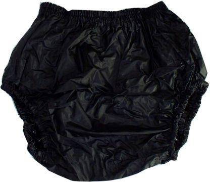 2201 PVC Schutzhose No.1002 schwarz