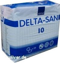 Delta-San Formvorlage No.10 Maxi, blau, 15.25.01.2146, 20er Packung