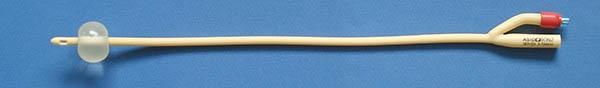 AB. Nelaton Latex-Ballonkatheter 5-10 ml CH18 15.25.15.5067