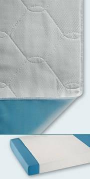 Suprima Bettauflage Nr.3102 , weiss 19.40.05.2068