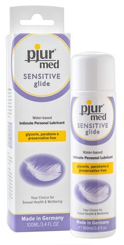 Sensitive Glide 100ml