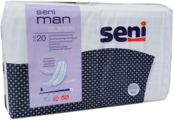 Seni Man Super 9x36cm 20er Pack. 15.25.01.5266