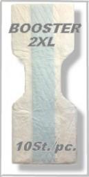 Booster -2XL- Vlies Formvorlage ,ohne Folie ,10er Packung