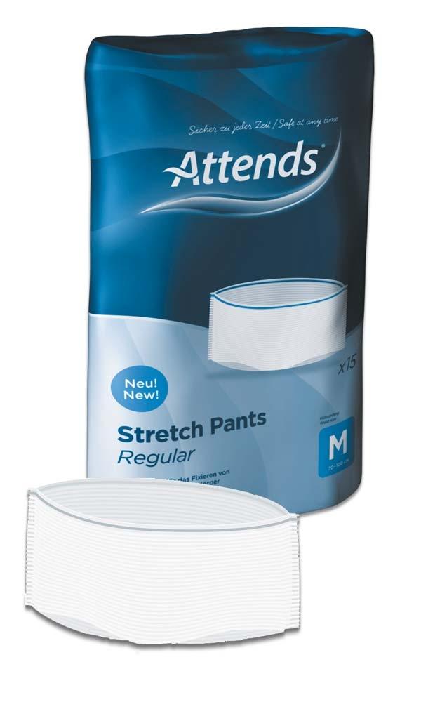 Attends Stretchpants Hose medium 15 Stueck 15.25.02.0095