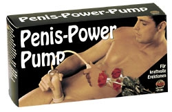 "Pumpe ""Penis-Power-Pump"""