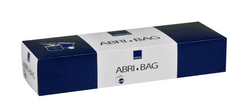 Abri-Bag Zipbeutel 6,24ltr , 10er Packung