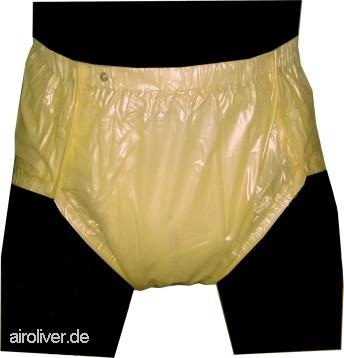 airoliver PVC Schwedenknoepfer No.1001 XL gelb