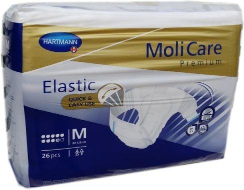 Molicare Premium Elastic maxi, medium weiss/dklblau ,15.25.03.1128 ,26er Packung
